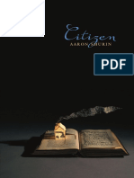 Table of Contents and First Three Poems from Citizen