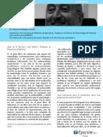 Entrevista al Dr. Roberto Rodríguez - Roisin (Murray)