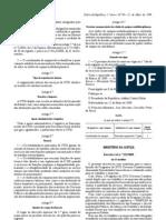 Decreto Lei 122 2009