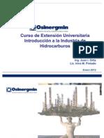 Introducción al Sector de Hidrocarburos_Verano 2012