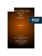 History of Philosophy - Eastern and Western - Volume 1