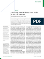John-Dylan Haynes and Geraint Rees- Decoding mental states from brain activity in humans