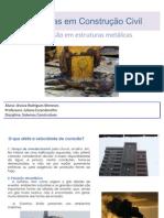 Patologias em Construção Civil