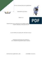 Tarea 34. Transitorio de Un Circuito en Serie RL Utilizando ATP