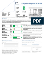 TepProgress Report 2011 EMS M430