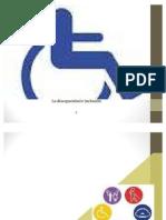 La discapacidad e inclusión