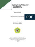 Laporan PKL Referensi