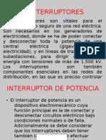 Interruptores Original