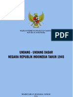 UUD NRI Tahun 1945