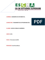 Program As. Modelo de Las 6ds