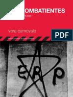 Vera Carnovale-Los Combatientes Historia Del PRT-ERP