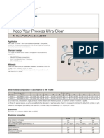 PD Sheet - Tri-Clover® UltraPure Series B ISO - EN