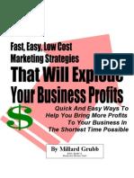 Fast Easy Profits