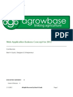 AGB Agrowbase Business Plan 01-2012 BrentASaulic