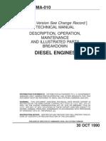 Deisel Engines