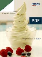 Pregel Dessert Ingredients
