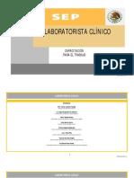 Pct Laboratorista Clinico