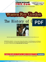 The History of Coffee by Warren Roy Gordon