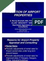 Valuation of Airport Properties