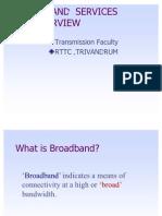 Broadband Services -2