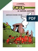 Arthur Le Fantome Just Icier- Arthur Contre Cesar