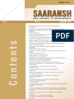 Saaransh Vol.1 No.2