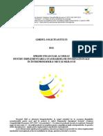 Ghid ISO 2012