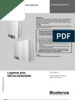 Buderus Logamax _GB142_Service Instructions_en_2-2010