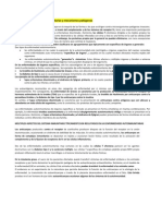 Enfermedades autoinmunitarias y mecanismos patógenos