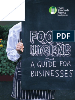 Hygiene Guide Booklet