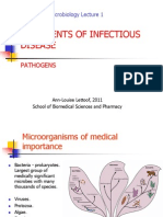 Micro L1 Pathogens)