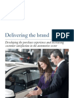 ADL Report Delivering the Brand