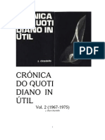 crónica do quotidiano inútil (cqi vol. 2)