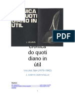 crónica do quotidiano inútil (cqi Volume 3+4)