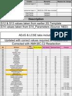 2G Parameter Template RG10 v1 20 ISHO