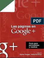 Las Páginas en Google+