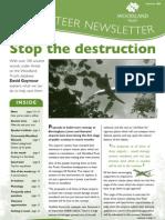 Woodland Trust - Summer 2006 – Volunteer newsletter edition 3