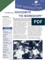 Woodland Trust - Winter 2007 – Volunteer newsletter edition 6