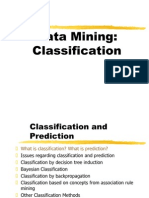 Data Mining - Classification