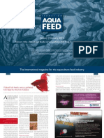 Flaked fish feeds versus pelleted fish feed for the fish hobbist