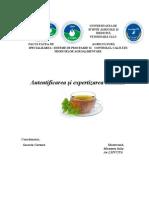 Autentificarea Si Expertizarea Ceaiului