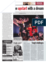 TheSun 2008-11-06 Page20 the Upstart With a Dream