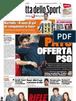 Gazzetta dello Sport - 11/01/2012
