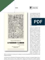 Nuevo libro de Zaffaroni
