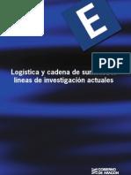 Logistica y cadena de suministro_ líneas de investigación actuales 2005