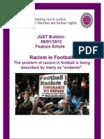 JUST Bulletin 09/01/2012