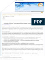 EUROPA - Press Releases - European System of Financial Supervisors (ESFS)_ F