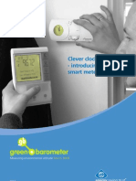 Green Barometer 4 - Smart Meters
