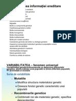 Curs 06 Variabilitate MG 2010-2011