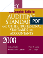 The Complete Guide to Auditing Standards Other Pro Standards for Accountants 2008